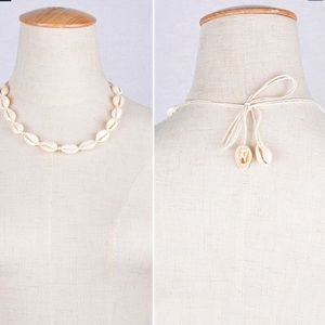 Beach Shell Choker